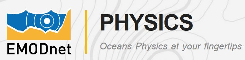EMODNET Physics Logo