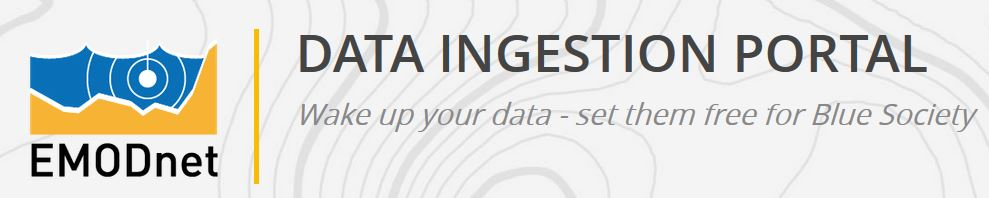 EMODNET Data Ingestion Logo